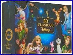 50 Disney Classics DVD Collectors Limited edition