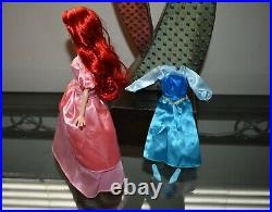 Ariel Little Mermaid Premiere Designer Disney Limited Edition Doll CLASSIC DRESS