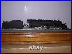 BRASS N. J. Custom Reading N-1 2-8-8-0 Artic. Steam Loco No # wDCC & Sound 1/87