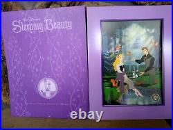 BRIAR ROSE WDCC LTD. ED. FIGURINE, ONCE UPON A DREAM, SLEEPING BEAUTY, NIB, withLitho