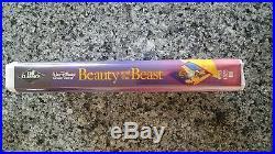 Beauty and the Beast-Walt Disney Classic VHS 1992