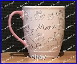 ^ DISNEY Store MUG DISNEY CLASSICS MARIE COFFEE CUP NEW