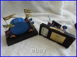 DISNEY WDCC MAIN STREET ELECTRICAL PARADE SET OF 6 (Free shipping)