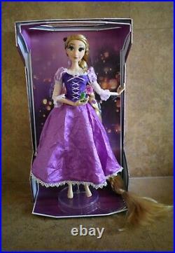 Disney 17 Limited Edition Doll Rapunzel 10th Anniversary Tangled CLASSIC DRESS