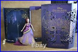 Disney Classic Megara Doll IN Designer Limited Edition Midnight Masquerade Dress