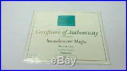 Disney WDCC 4009292 Fantasia Blossom Fairy Incandescent Magic withCOA