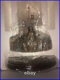 Disney WDCC 7 Beauty and the Beast-7 Pc, Including the Enchanted Castle (RARE)