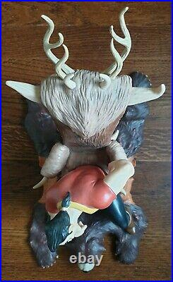 Disney's Beauty and the Beast Gaston Scheming Suitor Figurine (WDCC)