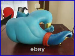Extremely Rare! Walt Disney Aladdin The Genie Classic Figurine Statue