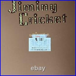 Jiminy Cricket Big Figure Disney Classic Pinocchio Character Collection Vintage