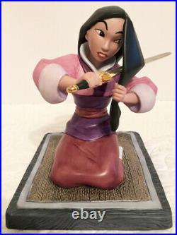 Mulan Honorable Decision Wdcc Mib Coa