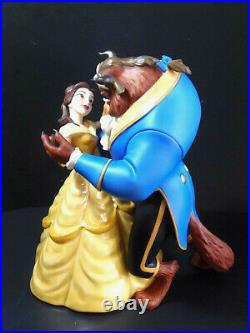 NEW WDCC Disney Beauty and The Beast Belle Tale As Old As Time COA Dance Figure