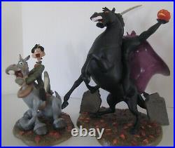 RARE Walt Disney Classics Collection Haunting Horseman Terrified Teacher