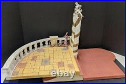 Rare WDCC Beauty And The Beast Curse Is Broken Base Excellent Condition 4007295