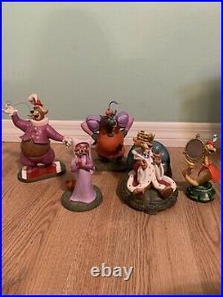 Robin Hood Walt Disney Class Collection WDCC LOT