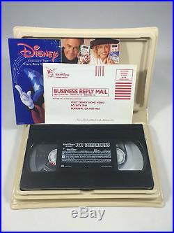 VINTAGE RARE 101 Dalmatians Walt Disney Black Diamond Classic