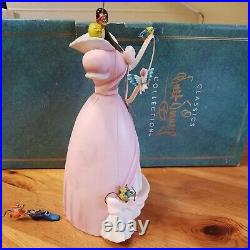 WDCC A LOVELY DRESS FOR CINDERELLY CINDERELLA DRESS With MINIATURES LE 3079/5000