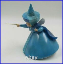 WDCC A Little Bit of Blue Merryweather Disney's Sleeping Beauty in Box COA