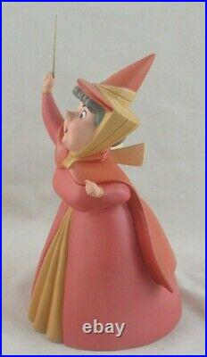 WDCC A Little Bit of Pink Flora from Sleeping Beauty in Box Signed COA