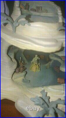 WDCC Ariel's Secret Grotto Enchanted Places The Little Mermaid