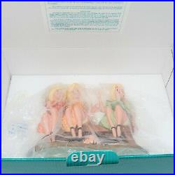 WDCC Beauty And The Beast Le Fou & Tavern Girls Sitting Pretty With Box & COA