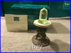 WDCC Beauty and The Beast Rose Table The Enchanted Rose + Box & COA