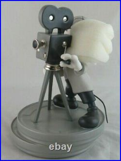 WDCC Behind the Camera Mickey Mouse from Mickey Mouse Club in Box COA Signed