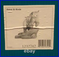 WDCC, Brother Bear, Brotherly Time, in Box With COA