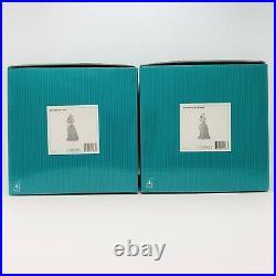 WDCC Cinderella Dreadful Drizella & Awful Anastasia Sculptures + COA's & Boxes