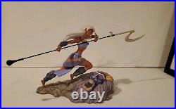WDCC Defender of the Empire Kida from Disney's Atlantis with Box & COA SIGNED