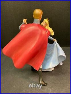 WDCC Disney A Dance In the Clouds Sleeping Beauty Aurora Prince Phillip