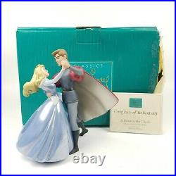 WDCC Disney A Dance In the Clouds Sleeping Beauty Blue Dress