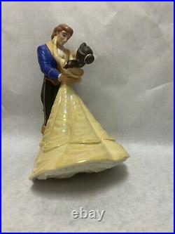 WDCC Disney Beauty And The Beast The Spell Is Lifted Figurine Classic Collection