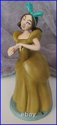 WDCC Disney Cinderella Dreadful Drizella Figure Evil Stepsister