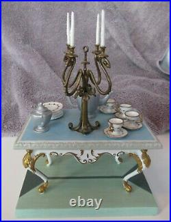 WDCC Disney Cinderella Stepmother Lady Tremaine's Table Tea is Served Figure