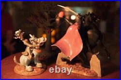 WDCC Disney Classic Collection Headless Horseman & Ichabod Crane Sleepy Hollow