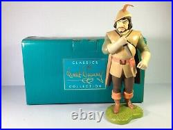 WDCC Disney DEADLY INTENT HUNTSMAN Snow White with Box NO HEART BOX OR COA