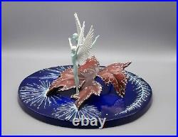 WDCC Disney Frost Fairies Delicate Dance of Winter from Fantasia Ltd Edition