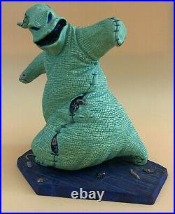 WDCC Disney I'm Mr. Oogie Boogie Nightmare Before Christmas Figurine 2003