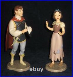 WDCC Disney I'm Wishing For the One I Love Prince Snow White 11K 414120 MIB COA