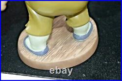 WDCC Disney Pinocchio You Will Make Lots of Money for Me Stromboli with COA