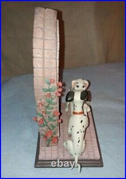 WDCC Disney Pongo & Perdita Going To The Chapel From 101 Dalmatians LE