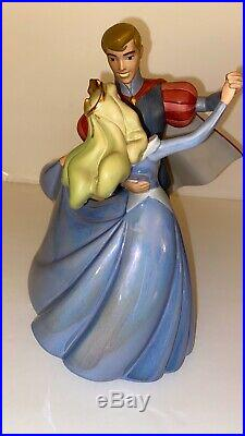 WDCC Disney Sleeping Beauty A Dance In The Clouds Blue Dress