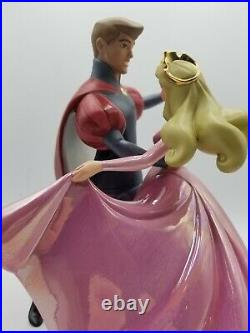 WDCC Disney Sleeping Beauty Aurora & Phillip A Dance in the Clouds New In Box