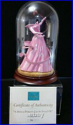 WDCC Disney's Sleeping Beautys Dress. A Dress A Princess Can Be Proud Of