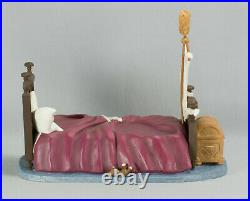 WDCC Disneys Peter Pan Darling Nursery Bed Base Stand Figurine With Box