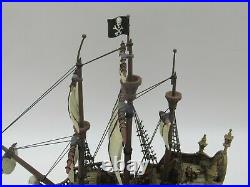 WDCC Enchanted Places The Jolly Roger from Disney's Peter Pan withBox COA Read