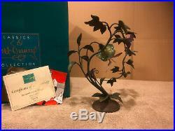 WDCC Fantasia Blossom Fairy Incandescent Magic + Box & COA