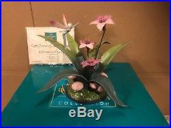 WDCC Fantasia Dew Drop Fairy Celebration of Spring + Box & COA