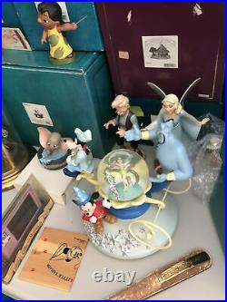 WDCC Figurines, Snow Gloves, Watches & More(NIB WithCOA)